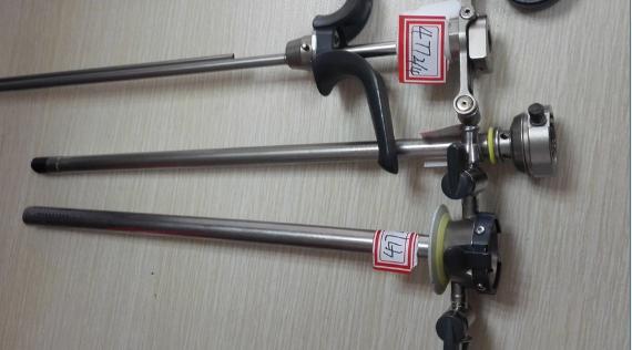 日本 奥林巴斯Olympus 电切镜手件 A22001A 内鞘 A22004A 外鞘 A42021A 维修